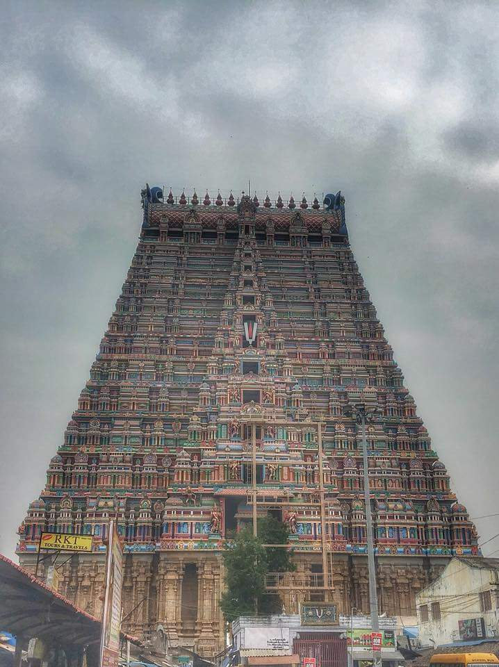 Sri Ranganathar Swamy Temple – Srirangam