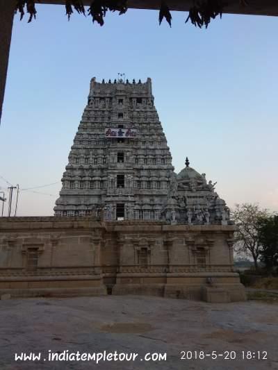 Sri Atulya Nadeswarar Temple- Arakandanallur