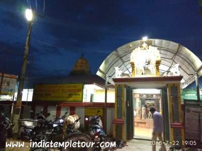 sri Agatheeswarar temple Entrance- kollapakkam