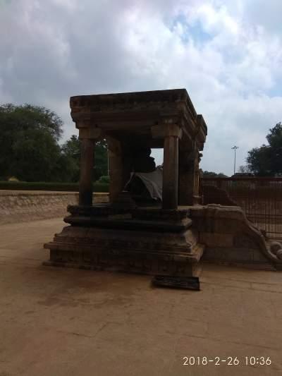 Sri Airavateswaraar Temple- darasuram