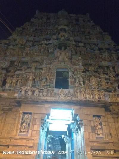 Sri Thirunageswarar Temple-Thirunageswaram