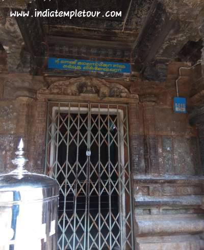 Vellai Pillayar Temple-Thiruvalanchuli