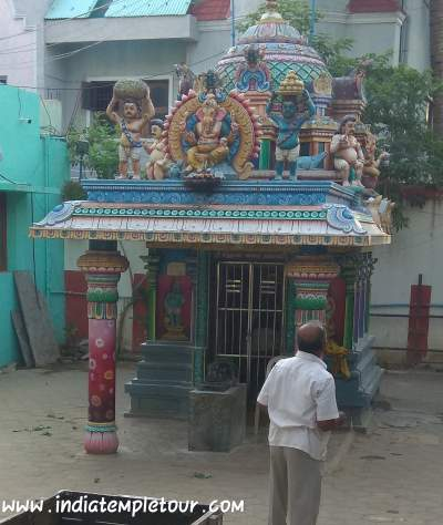 Sri Ramanaatheswarar Temple, Porur