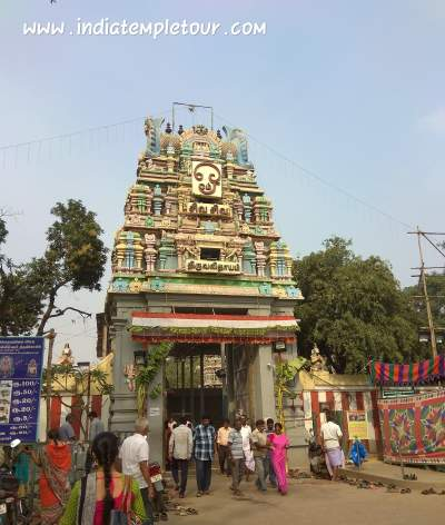 Sri Tiruvalleswarar Temple -Padi (Chennai)