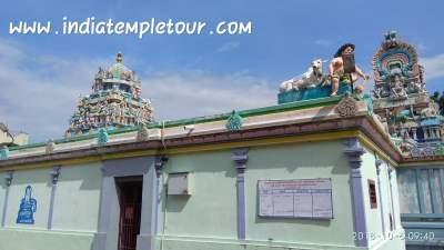 Sri Kasi Viswanathar Temple,Nazarathpettai (Chennai)