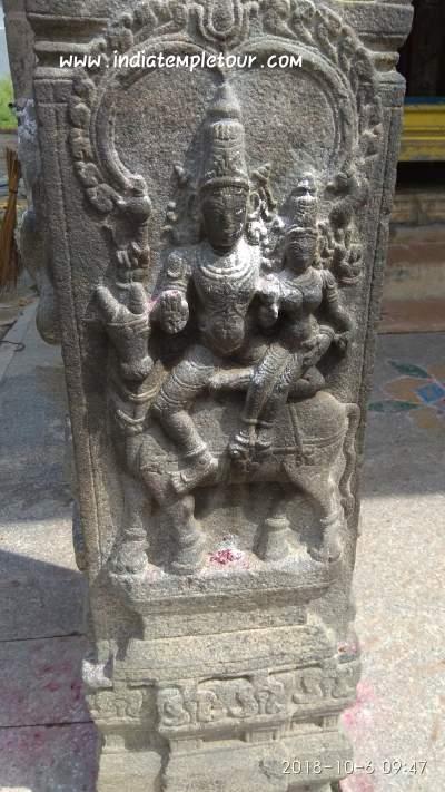 Sri Kasi Viswanathar Temple, Nazarathpettai