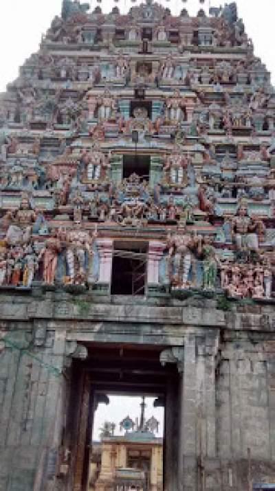 Sri Narsimhar Temple- Singarkudi