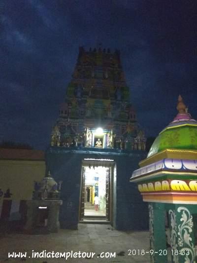 Sri Swedaranyeswarar Temple- Rajendrapatinam