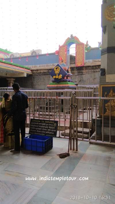 Sri Kamakshi Amman - Mangadu