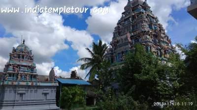 Sri Vaikundavasar Perumal - Mangadu