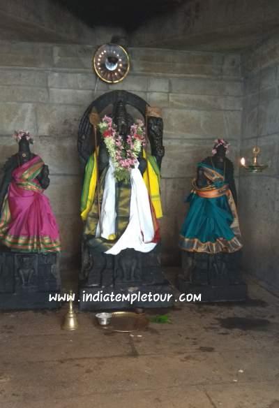 Sri Valeeswarar Temple- Sevur