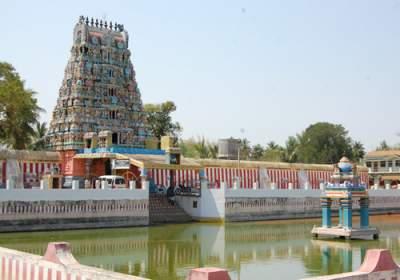Sri Garbarakshambigai- Mullainathar Temple- Thirukarukavoor