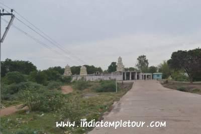 Sri vilvavaneswarar Temple- Nallur