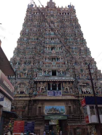 Thillai Natarajar Temple-Chidambaram
