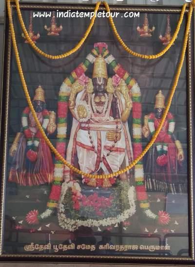 Sri Kari varatharaja Perumal -Nerkundram
