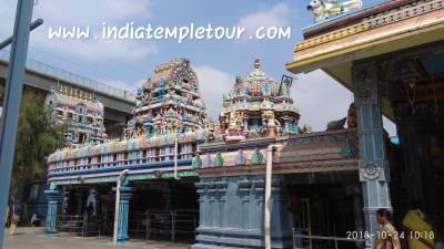 Sri Vengeeswarar Temple- Vadapalani