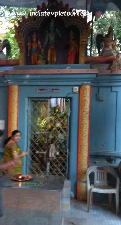 Sri velveeswarar Temple- valasaravakkam
