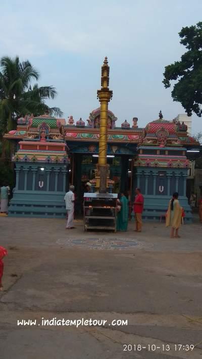 Sundara varatharaja Perumal- Virugambakkam