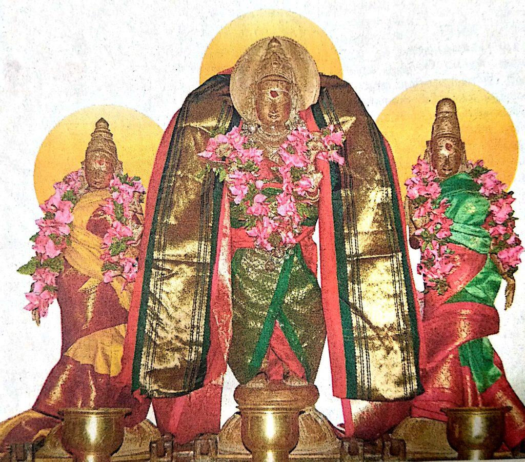 Sri Suriyanar Temple- Suriyanarkoil