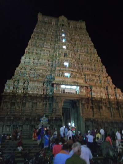Sri Kasi Viswanathar Temple- Tenkasi