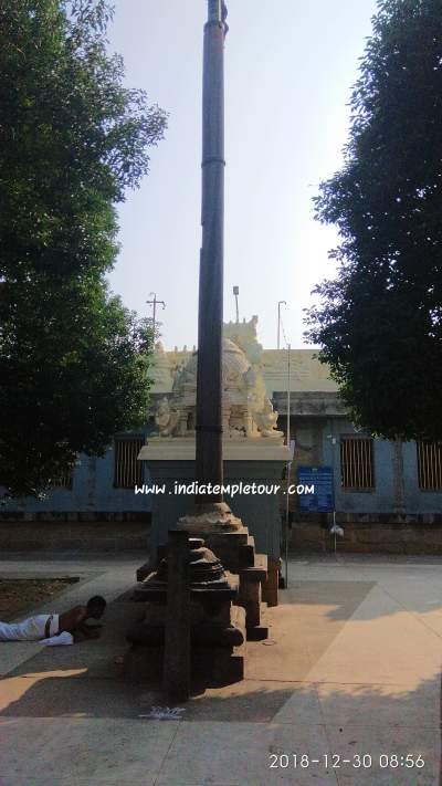 Sri Vilakkoli Perumal Temple- Thiruthanka