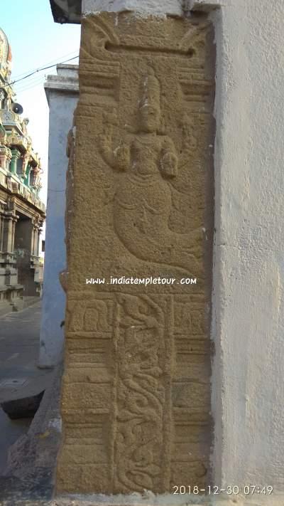 Sri Ulagalanda Perumal Temple- Kanchipuram