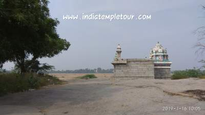 Sri Lakshmi Narasimhar Temple, Anthili