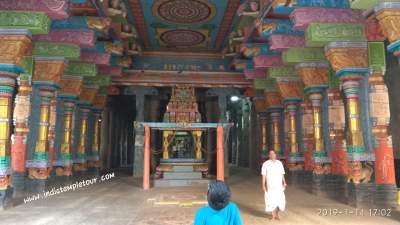 Sri Ulagalantha perumal- Thirukoilur