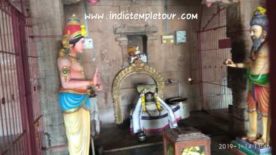 Sri Krupapureeswarar Temple- Tiruvennainallur