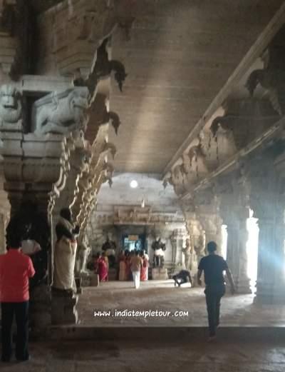 Sri Mangalanathar Temple- Uthirakosamangai
