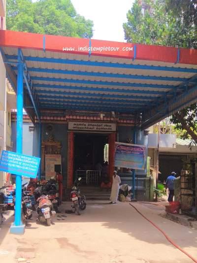 Sri Arthanareeswarar Temple-Egmore