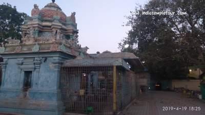 Sri Valliserapaleeswarar Temple-Alapakkam