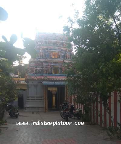 Sri Mallikeswarar Temple- Ashok Nagar