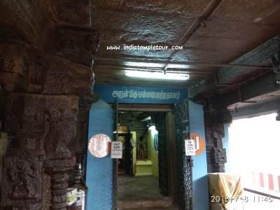 Sri Bhaktavatsala Perumal - Tirunindravour