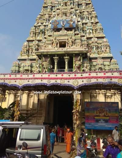 Sri Koodalazhagar Temple-Madurai