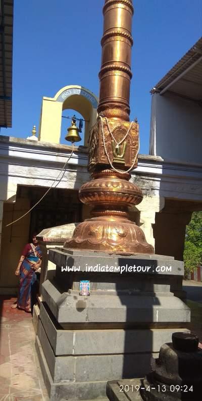 Kothandaramar Temple- Ponvilaintha kalathur