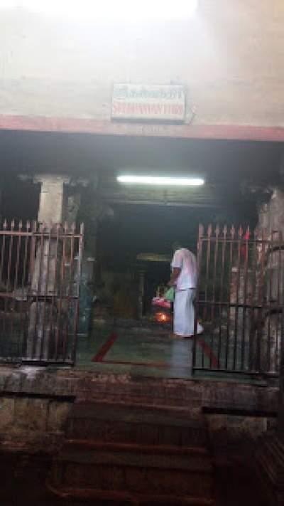 Sri Vaithyanathan temple-Vaitheeswarankoil