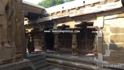 Sri Vaikundanathar Perumal- Kanchipuram