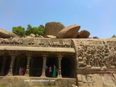 Arjuna penance-Mamallapuram