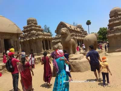 Panja Ratha-Mamallapuram