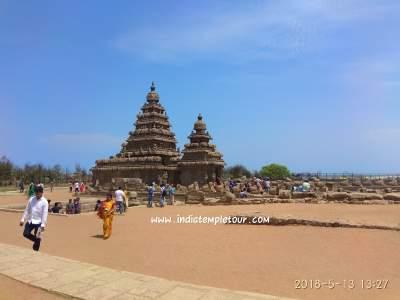 Shore Temple-Mamallapuram