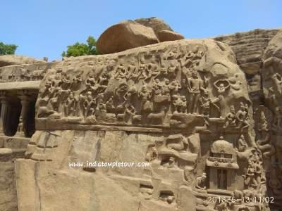 Arjunan Penance-Mamallapuram