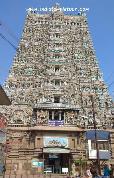 Sri Meenakshi Temple-Madurai