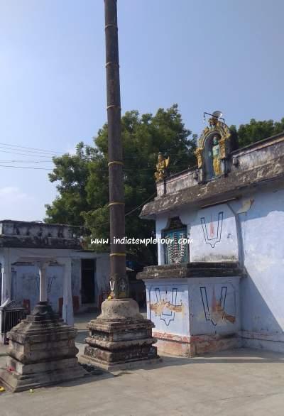 Pacha vanna perumal-kanchipuram