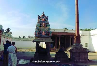 Sri Thatheeswarar temple- Sithukadu