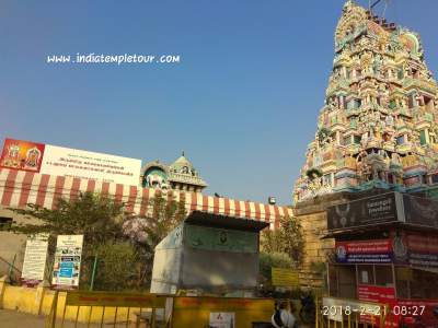 sri Patteswarar Temple-Perur