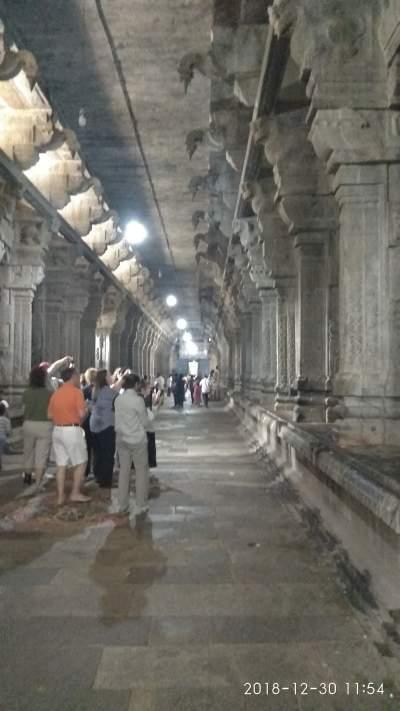 Sri Ekkambareeswarar temple-Kanchipuram