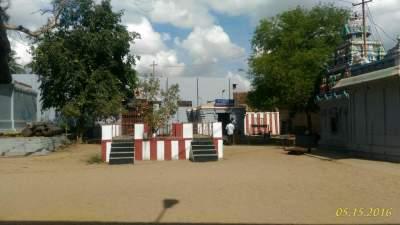Sri Thyagarajar & Vadivudaiyaman Temple-Tiruvottriyur