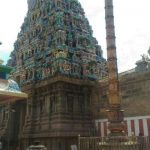 Sri Thyagaraja & Vadiyudaiyambigai Temple-Tiruvottriyur