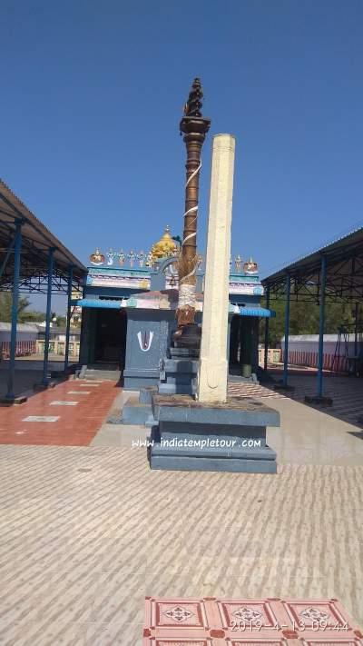 Sri Chathurbuja kothandaramar Temple- Ponpatharkoodam